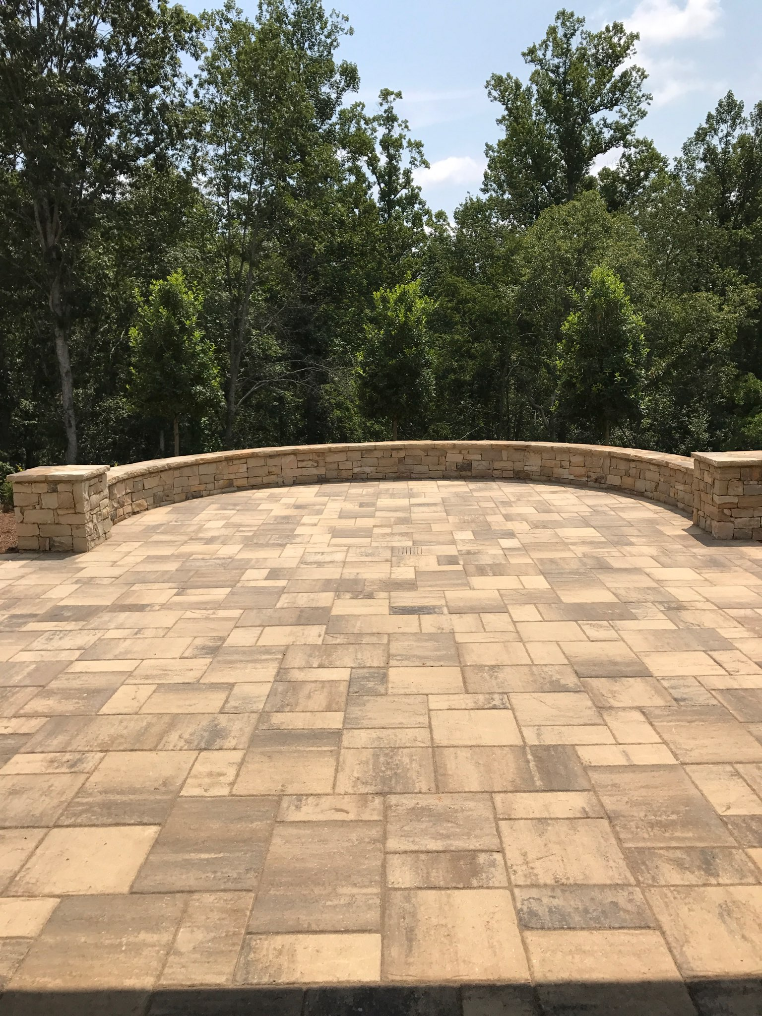home it patio new be of and a the paver driveway well can pa nj your value installation property experts to as seating area walkway wonderful addition create increase