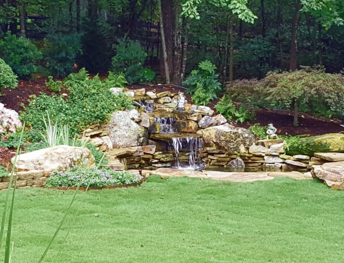 Waterfall & Pond Install Canton, GA